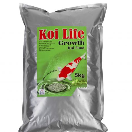 Koi Life Green 5KG